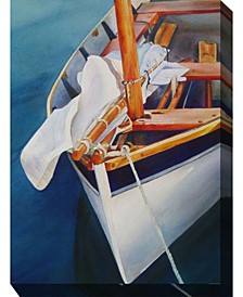 "Sail Away Wall Art, 30"" x 40"""