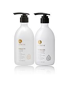Luseta Beauty Marula Oil Shampoo & Conditioner Set & Conditioner Set 33.8 Ounces