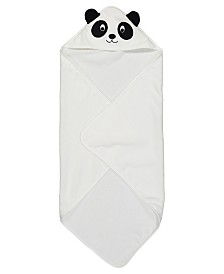 Jesse Lulu Infant Hooded Towel, Panda