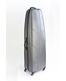 Hard-Sided Golf Travel Case