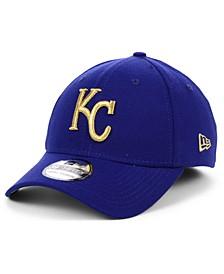 Kansas City Royals Flag Patch 39THIRTY Cap