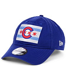 Chicago Cubs Flag Fill 9TWENTY Cap