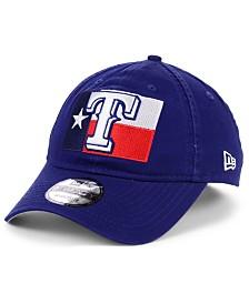 New Era Texas Rangers Flag Fill 9TWENTY Cap