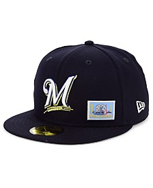 New Era Milwaukee Brewers Flag Day City 59FIFTY Cap