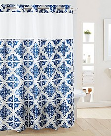 Missioi Shower Curtain