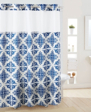 Hookless Missioi Shower Curtain Bedding