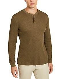 Men's Henley Shirt, Created for Macy's