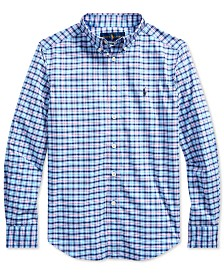 Polo Ralph Lauren Little Boys Performance Poplin Shirt