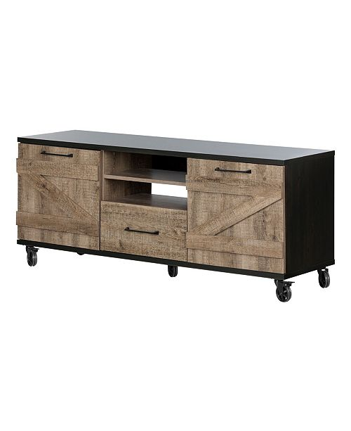 South Shore Valet TV Stand