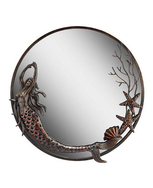 SPI Home Mermaid Mirror