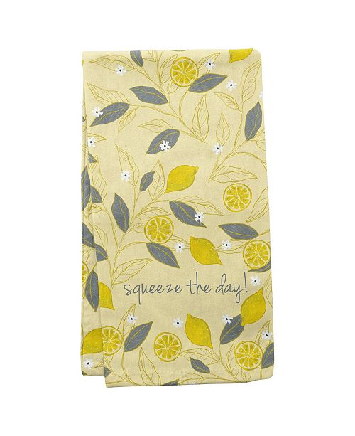 Karma Gifts Tea Towels, Lemon Tree