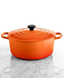 Le Creuset Signature Enameled Cast Iron 9 Qt. Round French Oven
