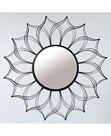 Sunflower Mirror Wall Decor