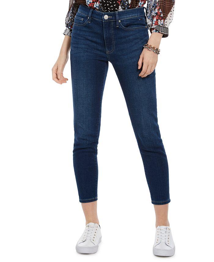 Tommy Hilfiger - Ankle Skinny Jeans