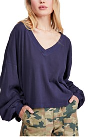 Free People Buffy Long-Sleeve T-Shirt
