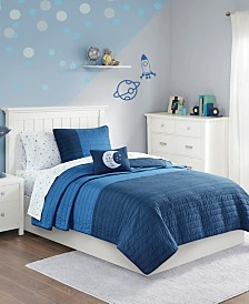 Mi Zone Kids Emery Complete 8-Pc. Coverlet and Sheet Sets