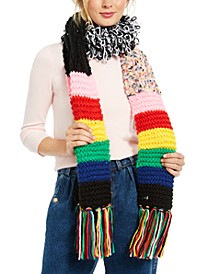 Xtra Haute Patchwork Scarf