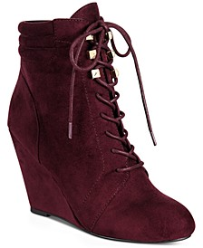 Kerlynn Wedge Booties