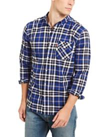Levi's® Men's Plaid Button-Down Shirt