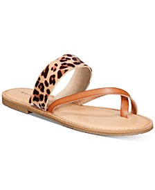 Bearly Flat Sandals
