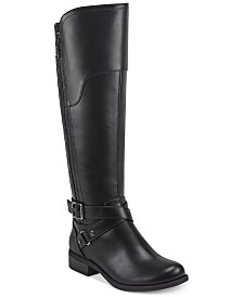G by GUESS Haydin Wide Calf Riding Boots