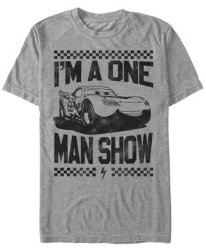 McQueen One Man Show Short Sleeve T-Shirt