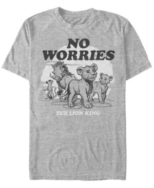 No Worries Group Shot Short Sleeve T-Shirt