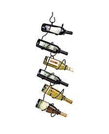 Climbing Tendril Wine Rack