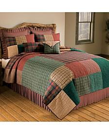 Campfire Square Cotton Quilt Collection