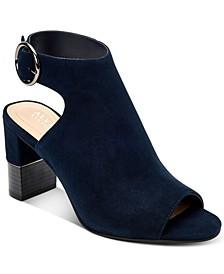Floriss Step 'N Flex Block-Heel Shooties, Created for Macy's