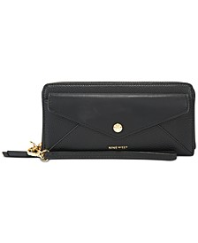 Kate Zip-Around Wristlet Wallet