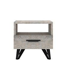 Priscilla End Table, Quick Ship