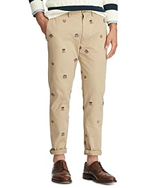 Men's Stretch Cotton Twill Pants