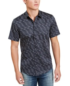 GUESS Men's Luxe Starstruck Shirt