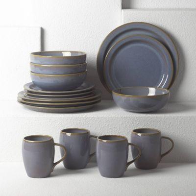 12-Pc. Haldan Dinnerware Set, a Macy's Exclusive Style