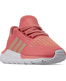 adidas Toddler Girls Swift Run Running Sneakers from Finish Line