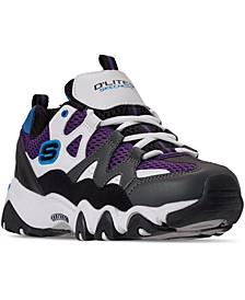 Big Boys D'Lites 2 Tidal Wave Athletic Sneakers from Finish Line