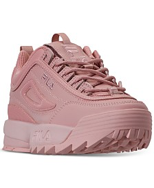 Fila Girls Disruptor 3 Casual Sneakers from Finish Line