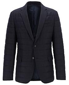 BOSS Men's Havon Slim-Fit Quilted Jacket