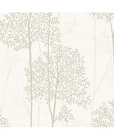 Graham Brown Eternal Cream and Gold Wallpaper