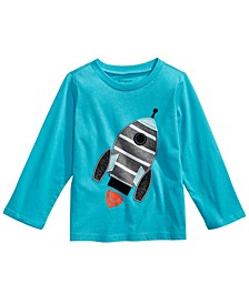 Toddler Boys Rocket T-Shirt, Created for Macy's