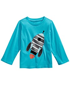 First Impressions Toddler Boys Rocket T-Shirt, Created for Macy's