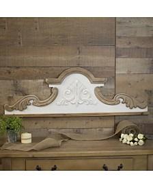 "VIP Home International 47"" Wood Scroll Wall Decor"