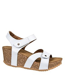 Brook Wedge Sandals