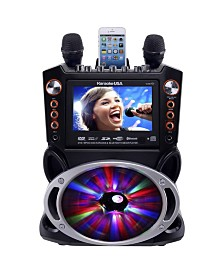Karaoke USA DVD/CDG/Mp3G Machine