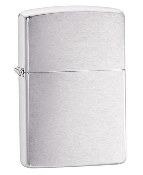 Sportsman's Supply Zippo Brushed Lighter