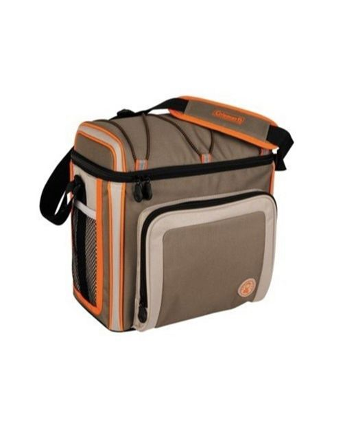 Sportsman's Supply Coleman 30 Can Soft Cooler Outdoor with Liner