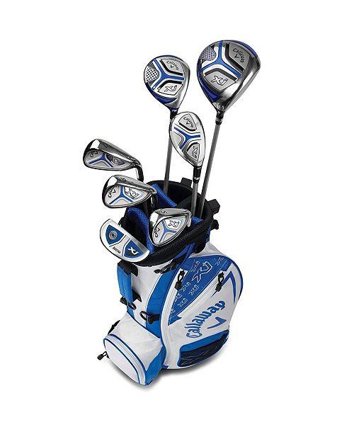 Sportsman's Supply Callaway XJ Junior Golf Set Level 3 Left Hand