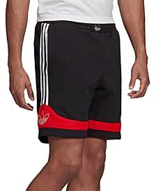 adidas Men's Originals Colorblocked Shorts