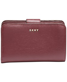DKNY Bryant Leather Carryall Wallet, Created for Macy's